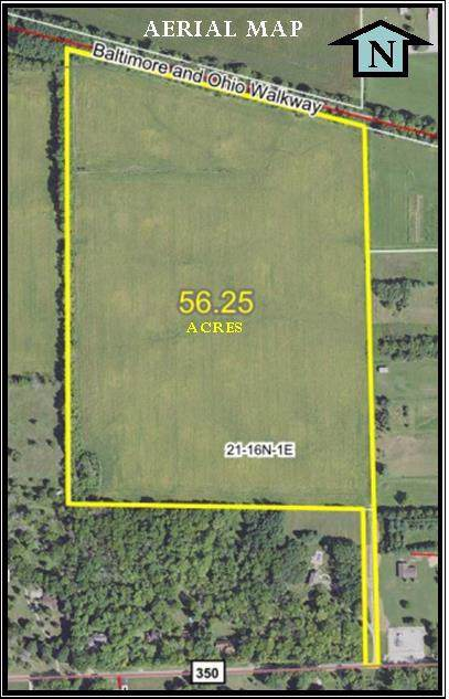 0 E County Road 350 N, Brownsburg, IN 46112 (MLS #21675220) :: The Indy Property Source