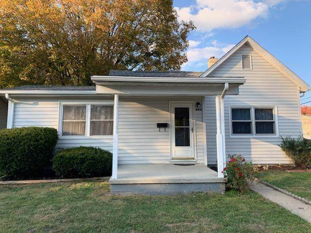 440 E Highland Street, Martinsville, IN 46151 (MLS #21676074) :: The Indy Property Source