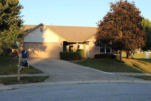 7338 Wildcat Run Court, Indianapolis, IN 46239 (MLS #21676232) :: Mike Price Realty Team - RE/MAX Centerstone