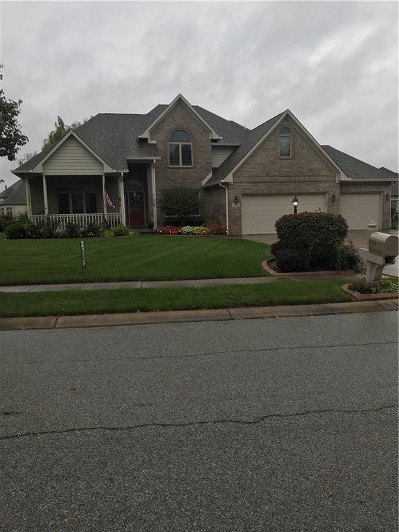 7048 S Dickinson, Indianapolis, IN 46259 (MLS #21676237) :: Mike Price Realty Team - RE/MAX Centerstone