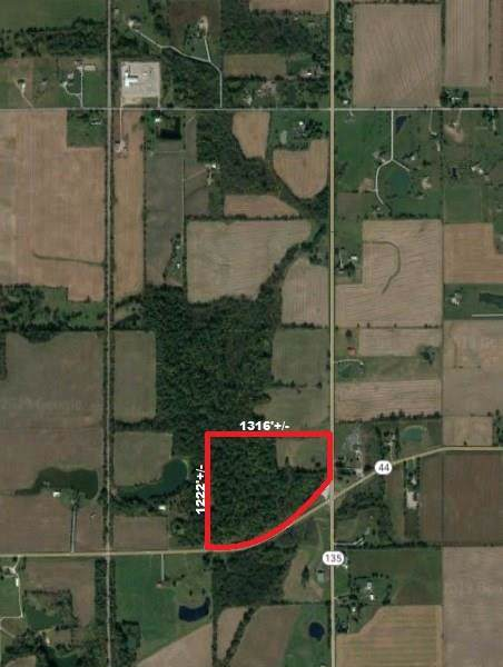 0 W State Road 44, Franklin, IN 46131 (MLS #21679889) :: The Indy Property Source