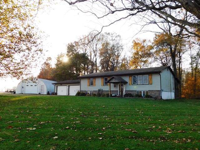 6865 N County Road 500 E, Brazil, IN 47834 (MLS #21680132) :: Mike Price Realty Team - RE/MAX Centerstone
