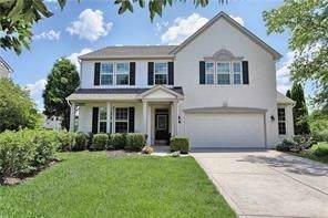13641 Alvernon Place, Fishers, IN 46038 (MLS #21680405) :: AR/haus Group Realty