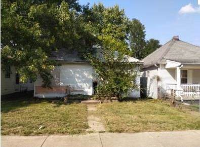 1314 W 27th Street, Indianapolis, IN 46208 (MLS #21680942) :: The ORR Home Selling Team