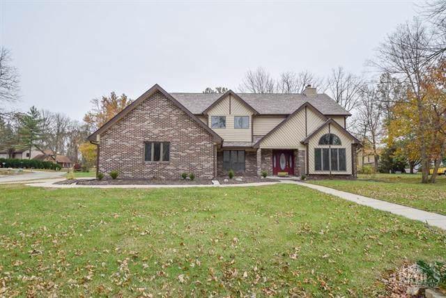 8710 N Creekwood Court, Muncie, IN 47303 (MLS #21680986) :: The ORR Home Selling Team