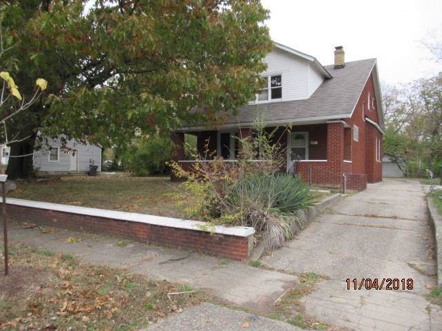 3237 N Arsenal Avenue, Indianapolis, IN 46218 (MLS #21681322) :: The Evelo Team