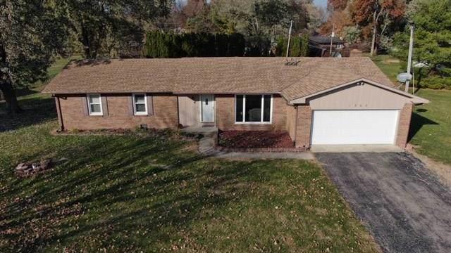 1264 E Hadley Road, Plainfield, IN 46168 (MLS #21681346) :: Heard Real Estate Team | eXp Realty, LLC