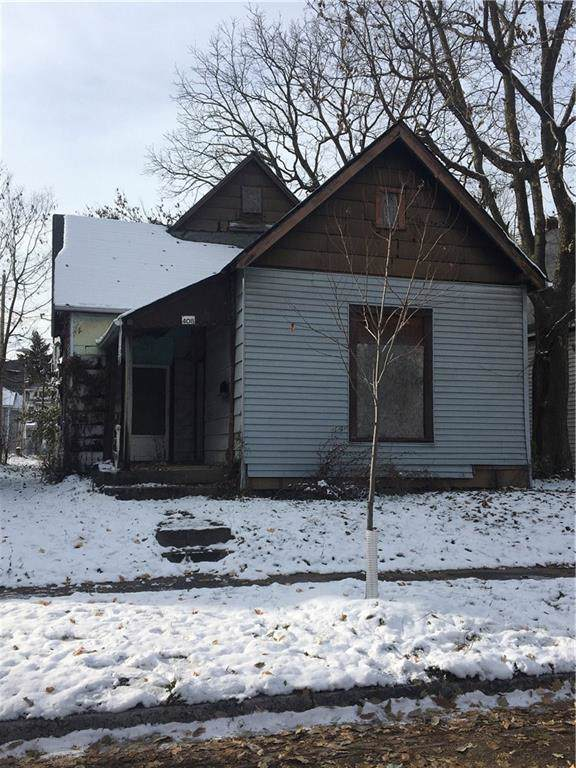 408 N Dearborn Street, Indianapolis, IN 46201 (MLS #21681425) :: The Evelo Team
