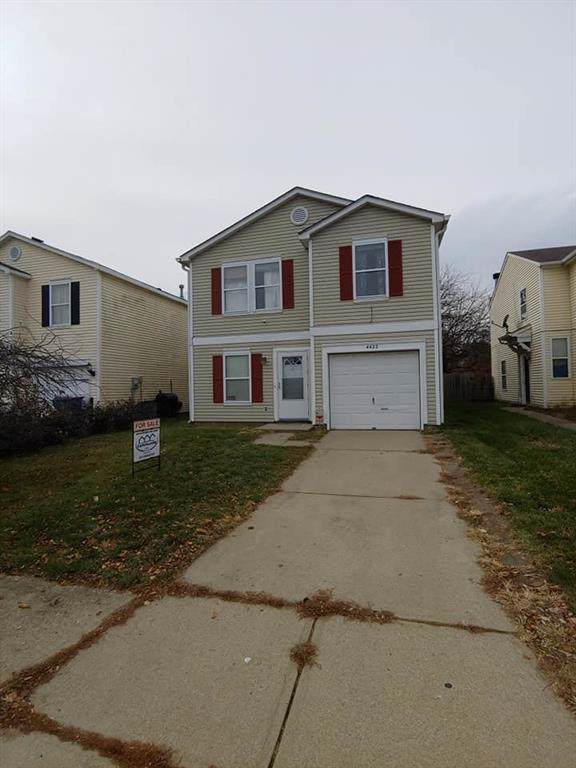 4422 Fullwood Court, Indianapolis, IN 46254 (MLS #21681456) :: Richwine Elite Group