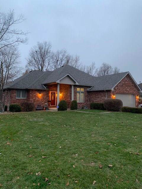 1205 N Stewart Road, Anderson, IN 46012 (MLS #21682002) :: The Evelo Team