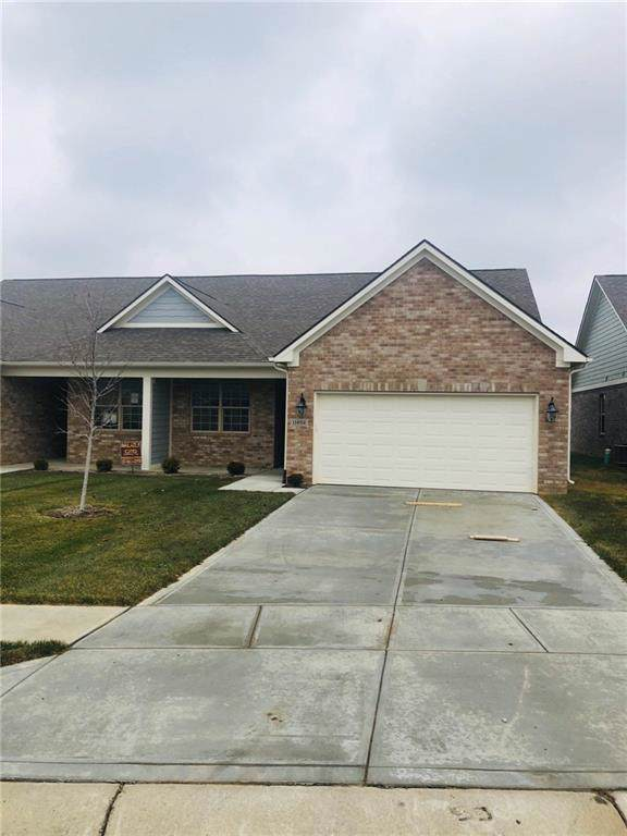 11852 Barto Court, Indianapolis, IN 46229 (MLS #21682342) :: The Evelo Team