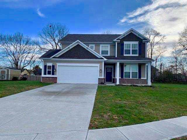 487 Carol Drive, Bargersville, IN 46106 (MLS #21683849) :: The Indy Property Source