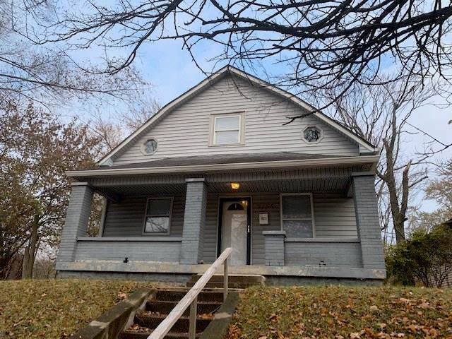 2755 N Dearborn Street, Indianapolis, IN 46218 (MLS #21684133) :: The Indy Property Source