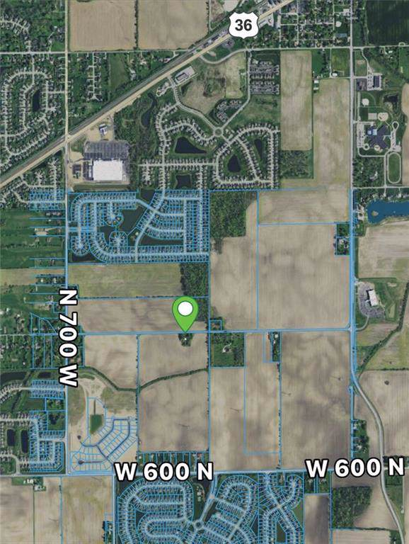 0 W 650th N, Mccordsville, IN 46055 (MLS #21684253) :: Richwine Elite Group