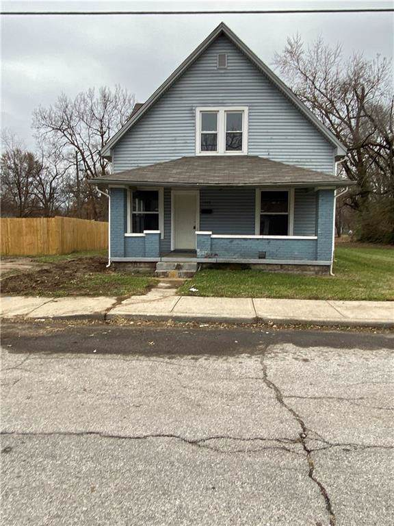1333 W 23rd Street, Indianapolis, IN 46208 (MLS #21684334) :: Heard Real Estate Team | eXp Realty, LLC