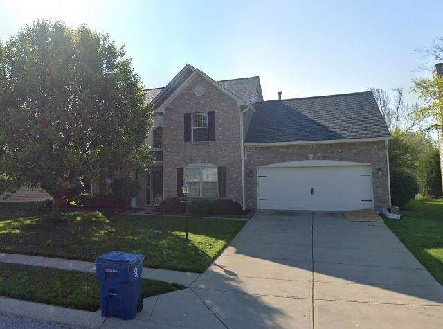 7417 Copperwood Drive, Indianapolis, IN 46217 (MLS #21685122) :: The Indy Property Source