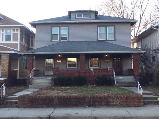 3618-3620 N Salem Street, Indianapolis, IN 46208 (MLS #21685127) :: Richwine Elite Group