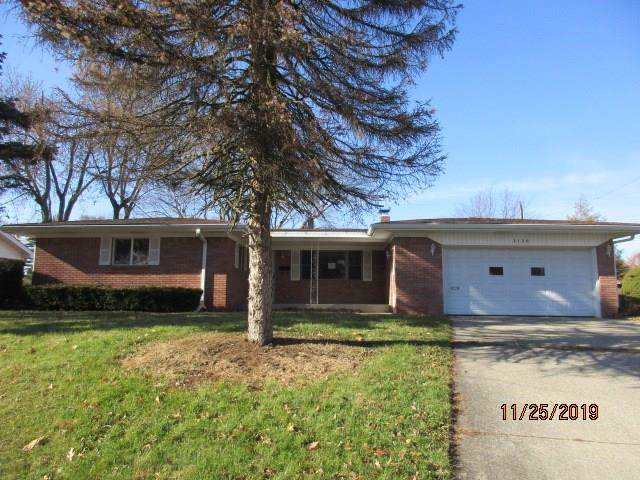 2120 Lawrence Avenue, Indianapolis, IN 46227 (MLS #21685159) :: The Indy Property Source