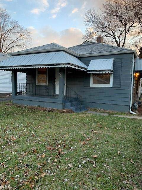 1931 N Drexel Avenue, Indianapolis, IN 46218 (MLS #21685194) :: The Indy Property Source