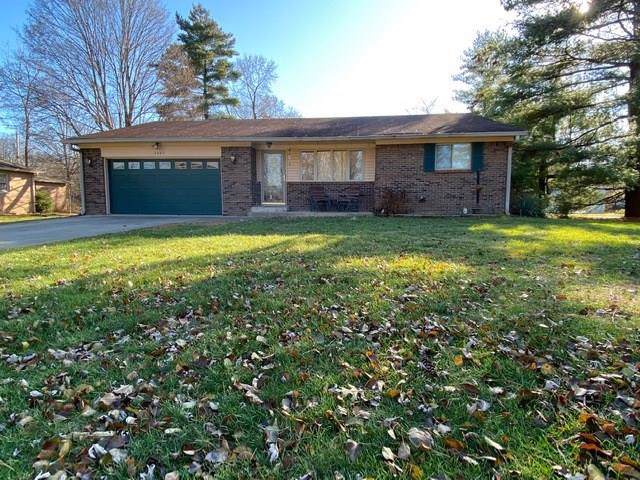 3445 Byrd Drive, Indianapolis, IN 46237 (MLS #21685229) :: The Indy Property Source