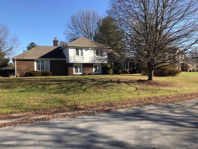 511 Stony Creek Drive, Indianapolis, IN 46234 (MLS #21685278) :: The Indy Property Source
