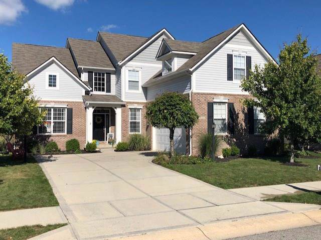 12283 Twyckenham Drive, Fishers, IN 46037 (MLS #21685293) :: The Star Team | RE/MAX Realty Group
