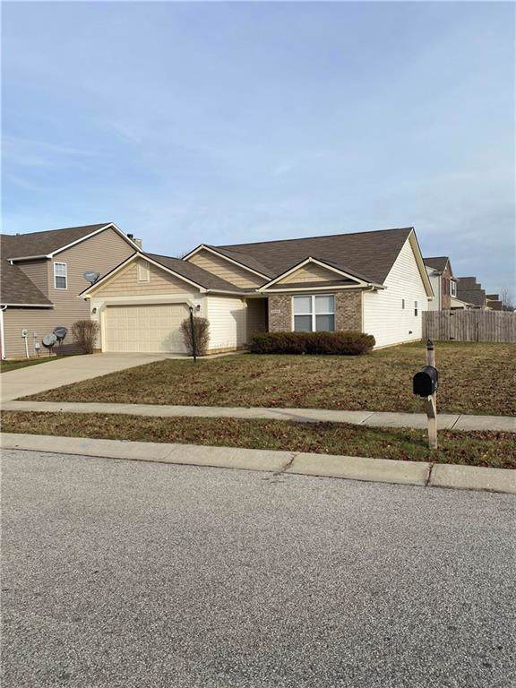 5439 Bombay Drive, Indianapolis, IN 46239 (MLS #21685381) :: Richwine Elite Group