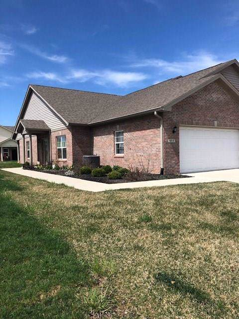 4212 Payne Drive #1, Plainfield, IN 46168 (MLS #21685773) :: The Evelo Team