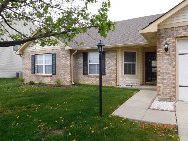 9664 Treyburn Green Way, Indianapolis, IN 46239 (MLS #21685813) :: Mike Price Realty Team - RE/MAX Centerstone