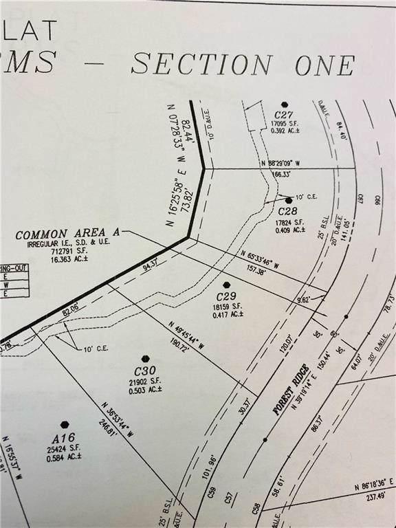 3832 Dartmoor Way, Zionsville, IN 46077 (MLS #21687910) :: The ORR Home Selling Team