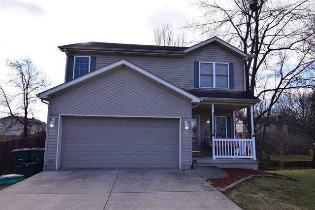 2405 W Woodbridge Drive, Muncie, IN 47304 (MLS #21688705) :: Richwine Elite Group