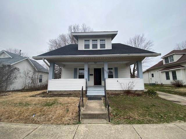 120 W Harrison Street, Mooresville, IN 46158 (MLS #21688801) :: Mike Price Realty Team - RE/MAX Centerstone