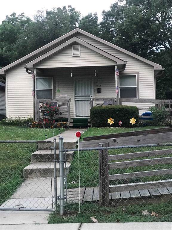2850 N Lasalle Street, Indianapolis, IN 46218 (MLS #21689205) :: Heard Real Estate Team | eXp Realty, LLC