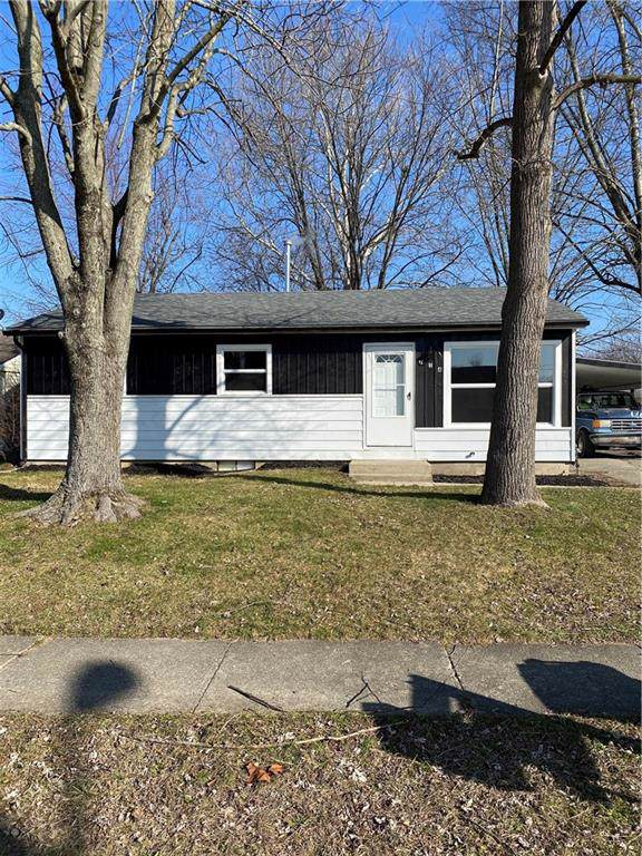 754 Howard Street, Shelbyville, IN 46176 (MLS #21689680) :: Mike Price Realty Team - RE/MAX Centerstone