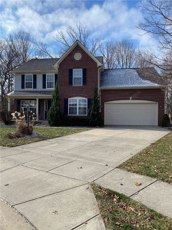 14308 Samoa Street, Fishers, IN 46038 (MLS #21690210) :: HergGroup Indianapolis