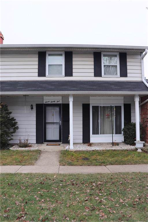 724 Southfield Court, Indianapolis, IN 46227 (MLS #21690785) :: David Brenton's Team
