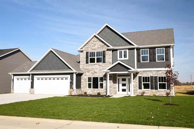 1066 Chesapeake Pointe Drive, Lafayette, IN 47909 (MLS #21691344) :: Dean Wagner Realtors