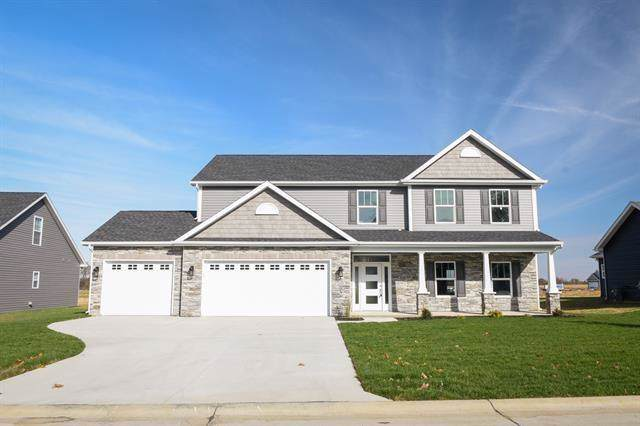 1080 Chesapeake Pointe Drive, Lafayette, IN 47909 (MLS #21691358) :: Mike Price Realty Team - RE/MAX Centerstone