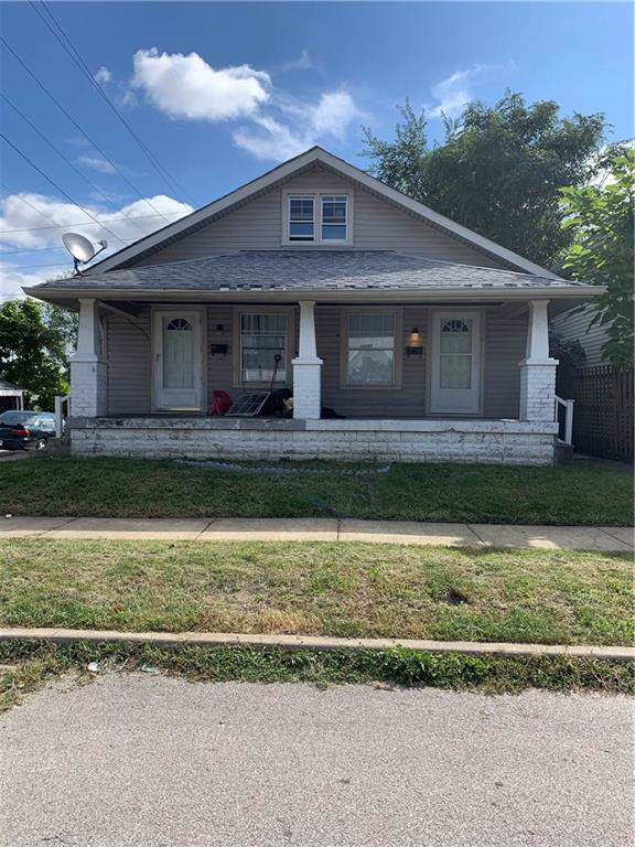 1901 S Delaware Street, Indianapolis, IN 46225 (MLS #21691374) :: Mike Price Realty Team - RE/MAX Centerstone