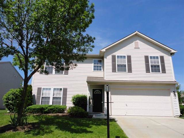 13482 Sweet Briar Parkway, Fishers, IN 46038 (MLS #21691530) :: Your Journey Team