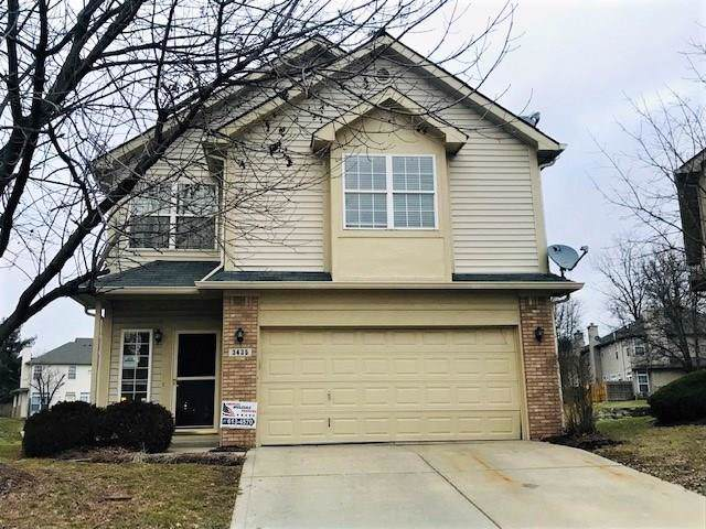 3435 Windham Lake Pl, Indianapolis, IN 46214 (MLS #21692816) :: Mike Price Realty Team - RE/MAX Centerstone