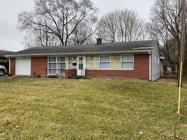 5825 E 46TH Street, Indianapolis, IN 46226 (MLS #21692857) :: Richwine Elite Group