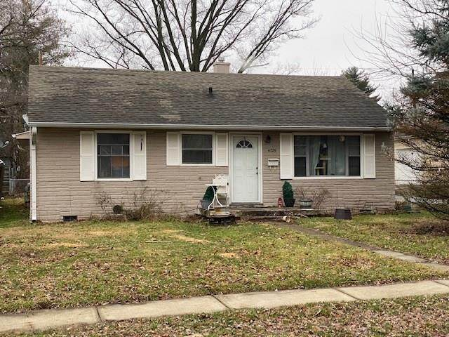4729 N Mitchner Avenue, Indianapolis, IN 46226 (MLS #21692861) :: Richwine Elite Group