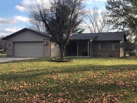 187 W Beech Lane, Alexandria, IN 46001 (MLS #21692990) :: Mike Price Realty Team - RE/MAX Centerstone