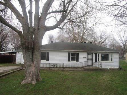 1732 Park Road, Anderson, IN 46011 (MLS #21693426) :: AR/haus Group Realty
