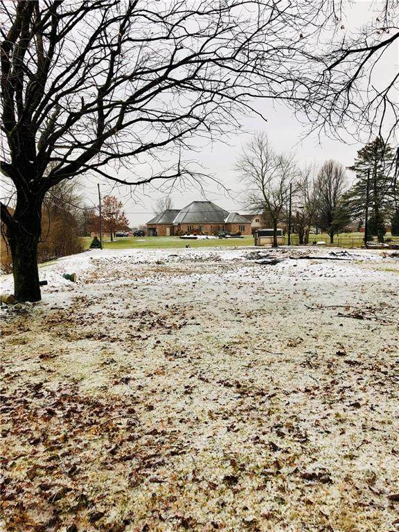5289 W Village Drive, New Palestine, IN 46163 (MLS #21694249) :: The Indy Property Source