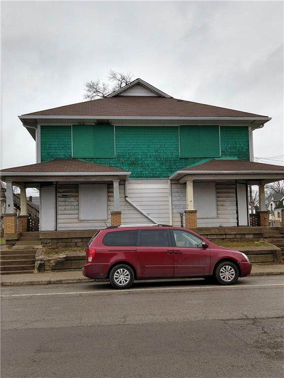 4406 E New York Street, Indianapolis, IN 46201 (MLS #21694622) :: The Indy Property Source