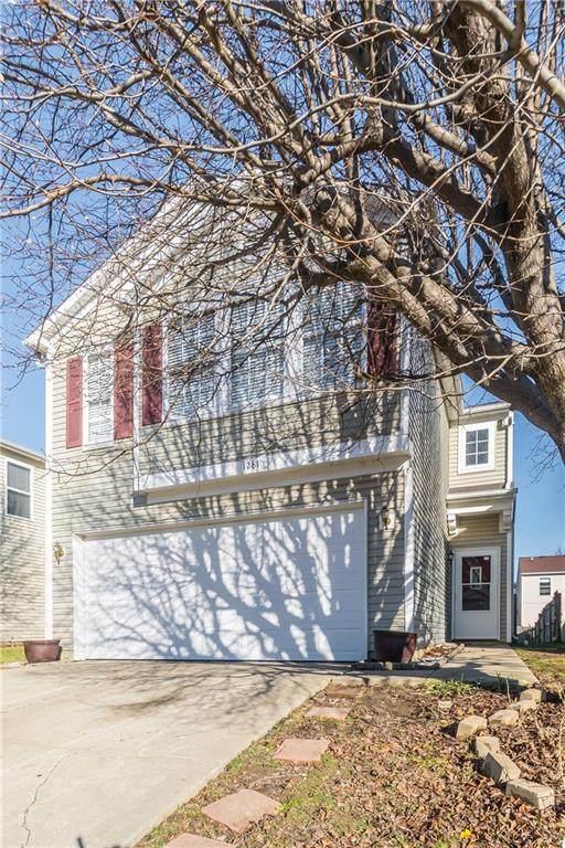 1281 Freemont Lane, Greenwood, IN 46143 (MLS #21695152) :: Heard Real Estate Team | eXp Realty, LLC