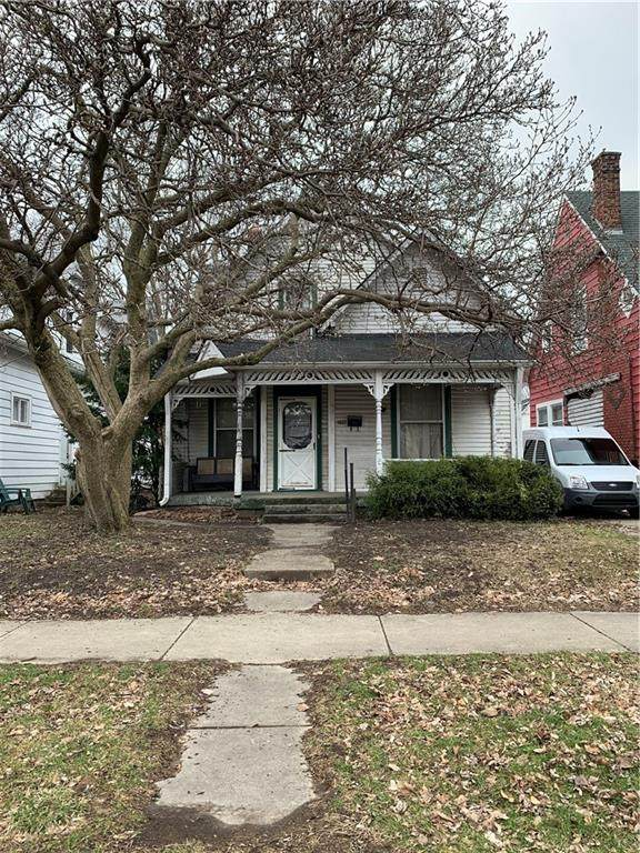 206 N Holmes Avenue, Indianapolis, IN 46222 (MLS #21695208) :: Mike Price Realty Team - RE/MAX Centerstone