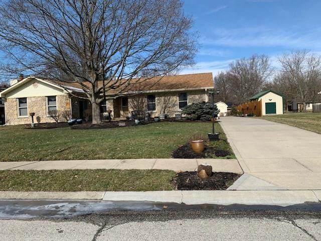 876 Briarwood Drive, Greenwood, IN 46142 (MLS #21695466) :: Heard Real Estate Team | eXp Realty, LLC
